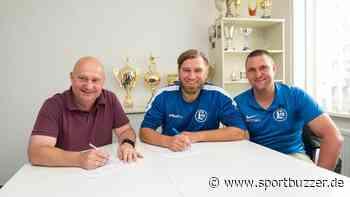 1. FC Lok Leipzig bastelt Netzwerk für Nachwuchs - Sportbuzzer