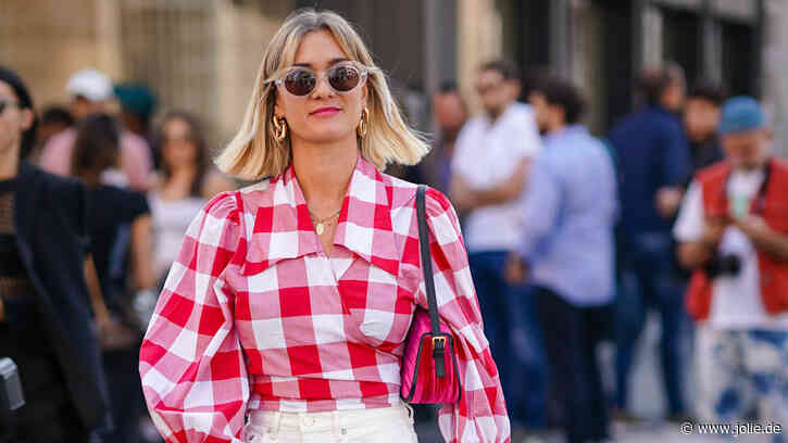 Weiße Jeans für Damen: So tragen wir den Hosen-Trend im Sommer