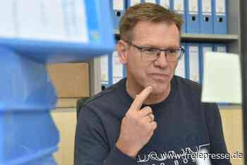 """Uwe Hildebrand: """"Wir haben die Chance, Insolvenz zu beenden"""" - Freie Presse"""