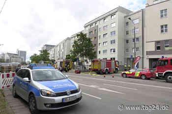 Chemnitz: Männer besprühen 23-Jährigen mit Reizgas und setzen sein Bett in Brand - TAG24