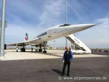 ARTE dreht Dokumentation über Concorde-Absturz im Technik Museum Sinsheim - airportzentrale.de