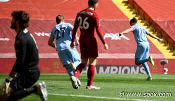 Premier League: FC Liverpool patzt nach 17 Siegen in Folge ersmals an der Anfield Road - SPOX.com