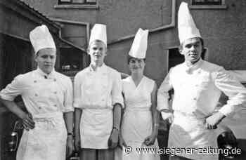 Erinnerungen des Stahlwerke-Kochs Uwe Duske: Vom Kasino in alle Welt - Siegener Zeitung