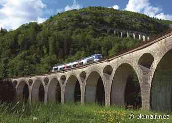 Ligne des hirondelles : Interruption des circulations entre Champagnole et Saint-Claude jusqu'au 26 septembre - Plein Air