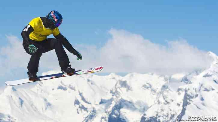 Ex-Snowboard-Weltmeister Alex Pullin ertrinkt beim Speerfischen - DW (Deutsch)