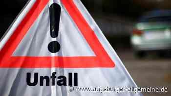 Bei Unfällen in Bellenberg verletzen sich zwei Radfahrer - Augsburger Allgemeine