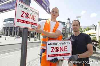 Plauen: Alkoholverbot in Innenstadt ist rechtswidrig! - TAG24