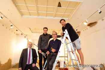 Forum K: Galerie zieht in ehemalige Likörfabrik - Freie Presse