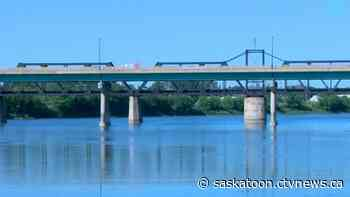 River flow expected to peak Friday in Prince Albert area, poses 'safety risk' - CTV News Saskatoon