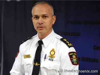 Majority of Prince Albert police lack confidence in chief: union - Saskatoon StarPhoenix