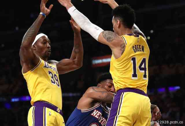 Lakers Rumors: Danny Green, Dwight Howard Expected Back After Being Held Out Of Practice