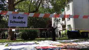 Bonner protestieren mit Kunstaktion gegen Neubaupläne