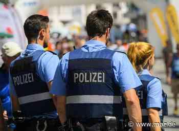 Graffiti: Polizei fasst Sprayer am Güterbahnhof in Eberswalde - Märkische Onlinezeitung
