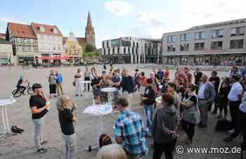 Black-Lives-Matter: Demonstration zieht am Sonnabend durch Eberswalde - Märkische Onlinezeitung