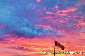 CINDY'S SNAPSHOT: Spectacular sunset over Lower Sackville - TheChronicleHerald.ca