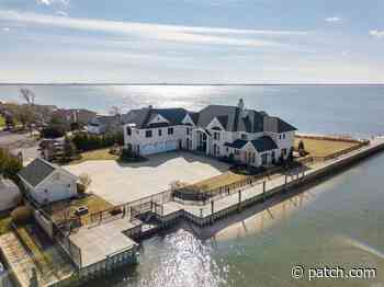 Wow House: Colonial With Insane Views Of Great South Bay - West Islip, NY Patch
