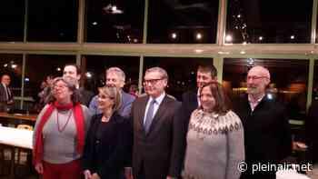 Lons-le-Saunier : Election du futur président d'ECLA - Plein Air