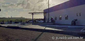 Goiana, em Pernambuco, inaugura hospital de campanha para tratamento da covid-19 - NE10