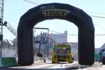 Com participação goiana, Copa Truck foi iniciada - EG - Esporte Goiano