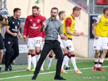 1. FC Nürnberg öffnet «noch mal den Sarg» - Sport - Zeitungsverlag Waiblingen