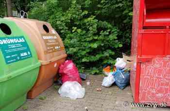 Dauerärgernis Müllcontainer: Problem-Standorte schließen? - Waiblingen - Zeitungsverlag Waiblingen