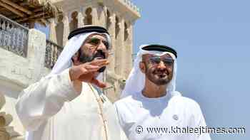 Why UAE leaders have changed their social media profile photos - Khaleej Times