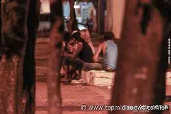 Comerciantes gritam por socorro após Dom Aquino virar casa de usuários de droga - Top Mídia News
