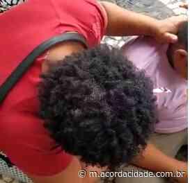 Dilton Coutinho | Populares prestam socorro a criança que passou mal no centro da cidade e fazem vaquinha para ajudar a mãe - Acorda Cidade