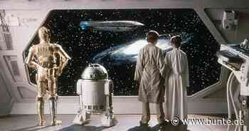 """Das Imperium schlägt zurück: Alter """"Star Wars""""-Film erobert die US-Kinos - BUNTE.de"""