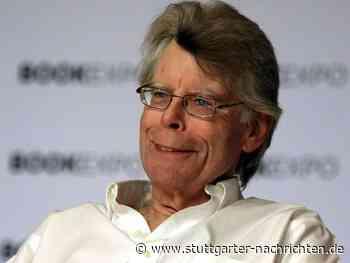Blutige Nachrichten - Stephen-King-Novelle: Drei Film-Deals als Option - Stuttgarter Nachrichten