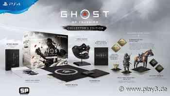 Ghost of Tsushima: Kurz vor dem Launch - Japanischer Trailer im Film-Stil veröffentlicht - play3.de