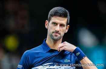 Novak Djokovic spricht über das Aufwachsen im kriegsgeschüttelten Jugoslawien - Tennis World DE
