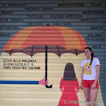 La street art contro la violenza sulle donne: sulle saracinesche di Milano i disegni degli studenti dello Ied - La Repubblica