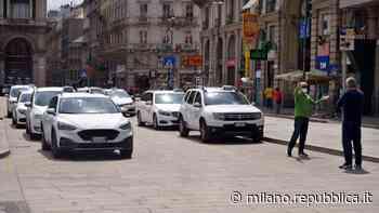 Taxi condivisi a Milano, parte il progetto con la startup ViaVan - La Repubblica