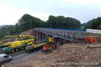 A45: Vollsperrung zwischen Hagen-Süd und Lüdenscheid-Nord - Ruhr Nachrichten