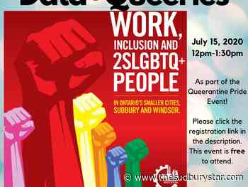 What does work look like in Sudbury if you are queer?
