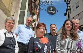 Das Café Altes Dekanat in Brackenheim macht zum Jahresende zu - Heilbronner Stimme