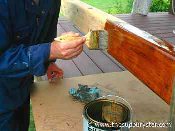 Maxwell: The wisdom of applying multiple coats of deck stain