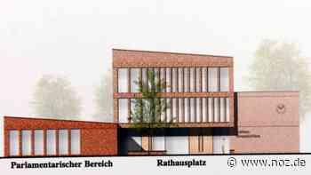 Ausstellung im Gasthaus Haarmeyer: Samtgemeinde Neuenkirchen zeigt alle Entwürfe für Rathaus-Neubau im Internet - noz.de - Neue Osnabrücker Zeitung