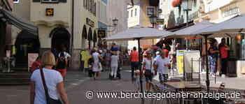 Qualität statt Quantität: Tourismus wird nachhaltiger - Berchtesgadener Anzeiger
