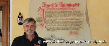 Wir sind Qualitätsfanatiker« - Berchtesgadener Anzeiger
