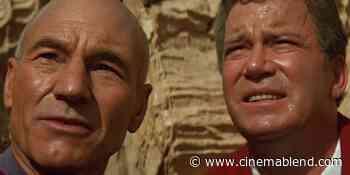 That Time William Shatner Advised Patrick Stewart To Wear Silk Stockings While Filming Star Trek Generations - CinemaBlend