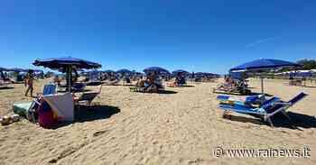 Spiaggia di Bibione (VE): pochi tedeschi, più italiani - TGR Veneto - TGR – Rai