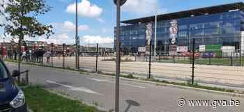 Verdeling zitplaatsen nieuwe tribune RAFC loopt niet 100% goed - Gazet van Antwerpen
