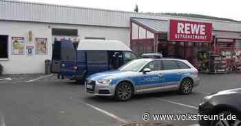 Polizeieinsatz: Versuchte Geldautomatensprengung - Trierischer Volksfreund