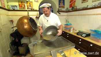 Bonbon-Willi macht Süßigkeiten wie vor 100 Jahren - SWR