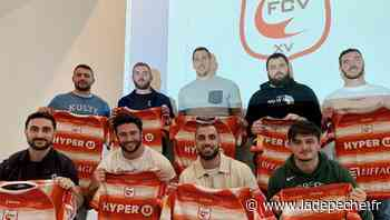 """Villefranche-de-Lauragais. Rugby à XV : le FCV dans les """"starting-blocks"""" - LaDepeche.fr"""