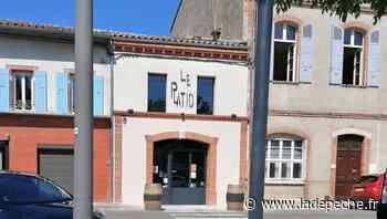 "Villefranche-de-Lauragais. La place Gambetta en version ""street art"" - LaDepeche.fr"