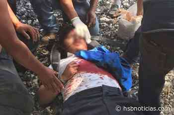 Tétrico accidente en Soracá, se amputó el brazo en una volcada | HSB Noticias - HSB Noticias