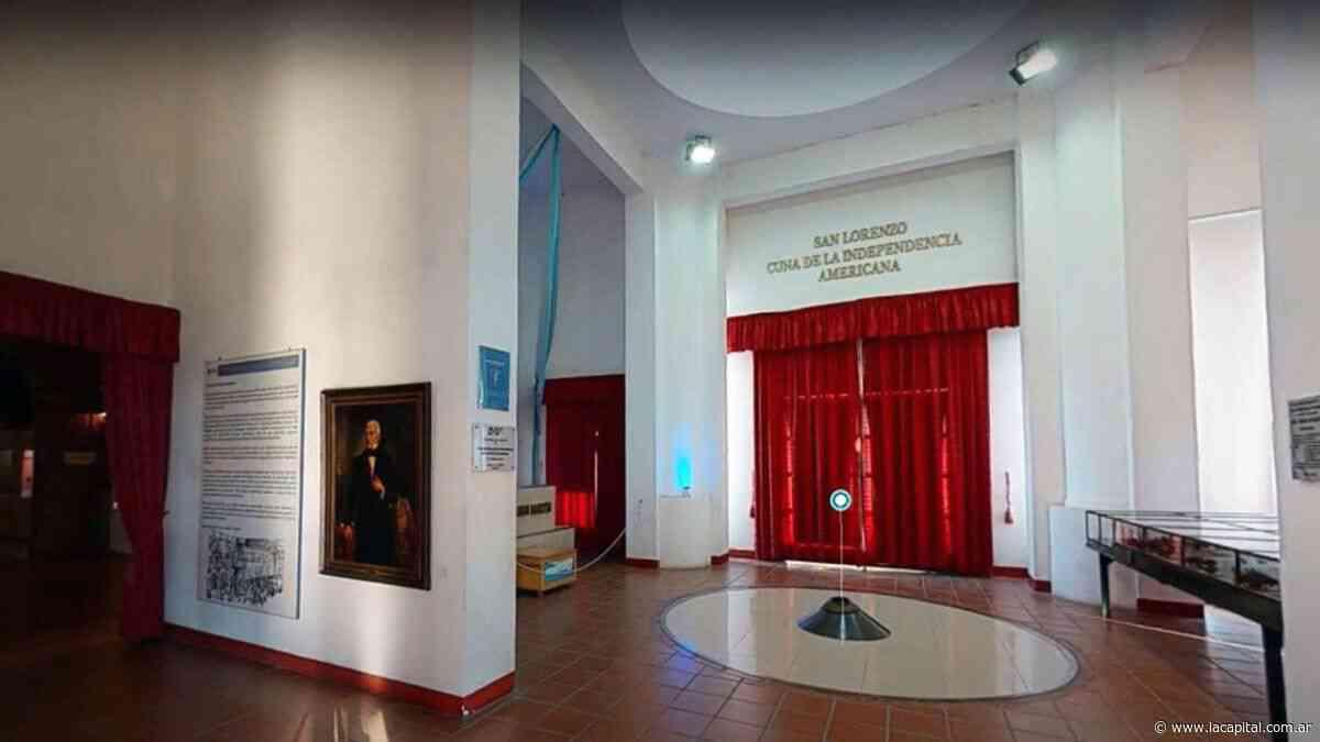 San Lorenzo presentó el recorrido virtual por el complejo museológico - La Capital